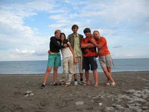 Отдых в Приветном 2009 Крым